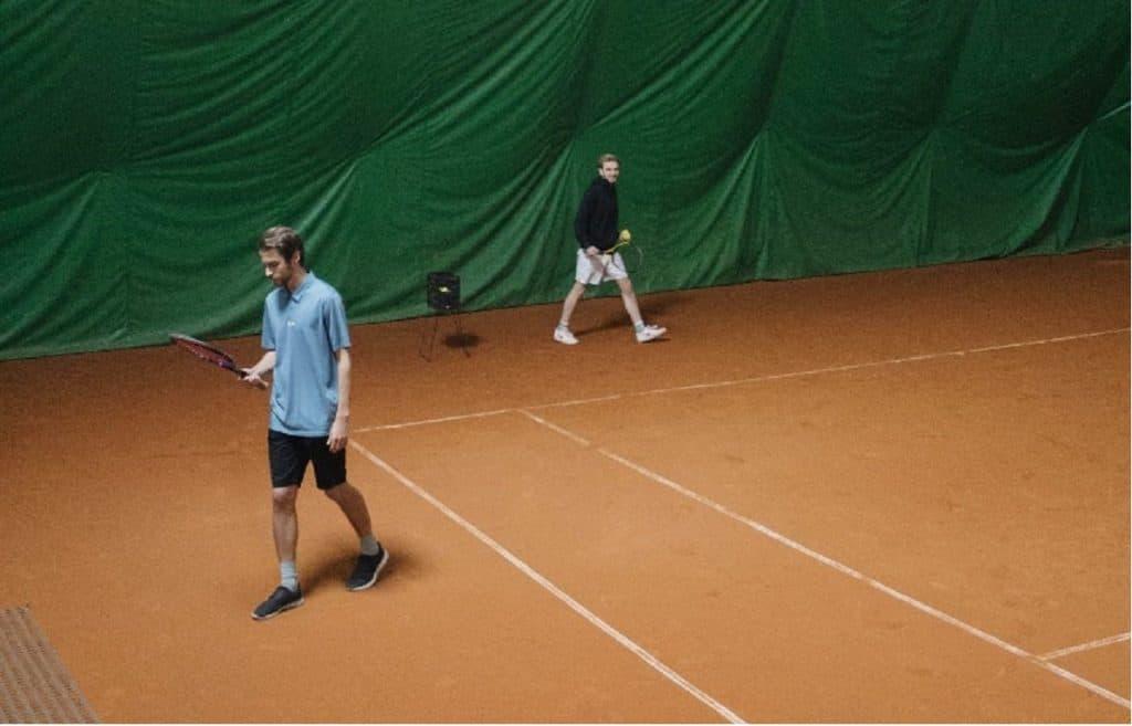 tennisrack test