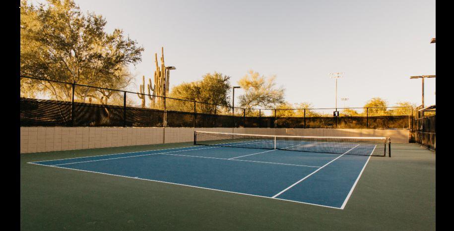Tennisplan