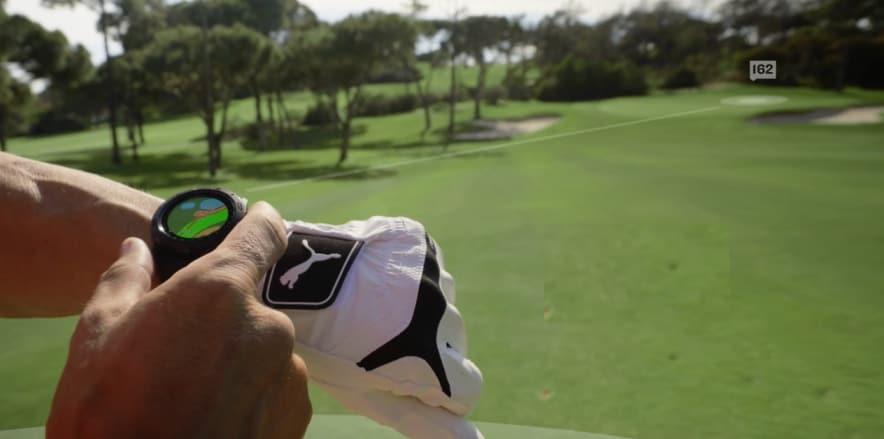 Golfklocka