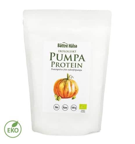 Bättre Hälsa Pumpafröprotein EKO