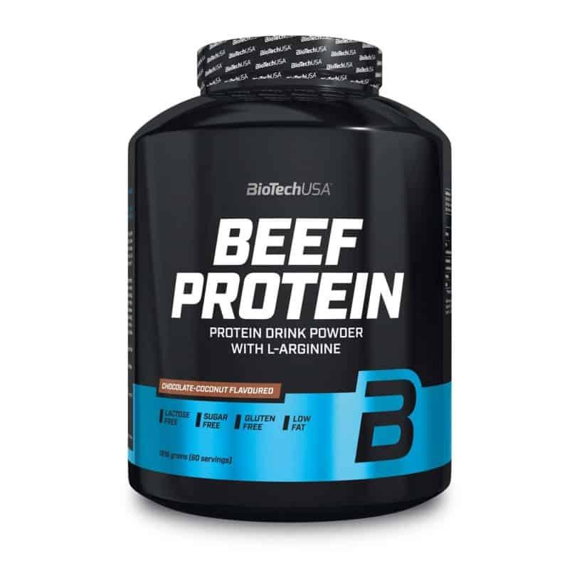 BioTechUSA Beef Protein