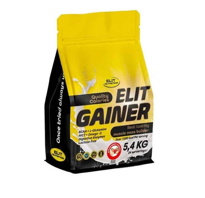 Elit Nutrition ELIT GAINER Lactose free