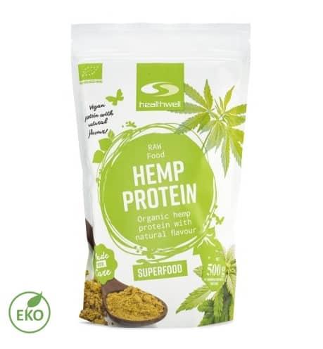 Healthwell Hampaprotein EKO