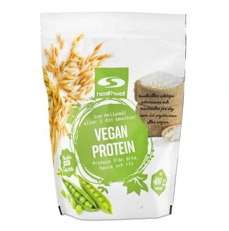 Healthwell Vegan Protein