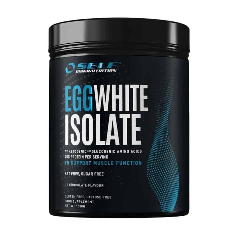 Self Omninutrition Egg White Isolate