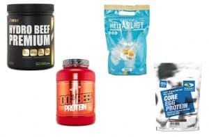 bästa laktosfria proteinpulvret