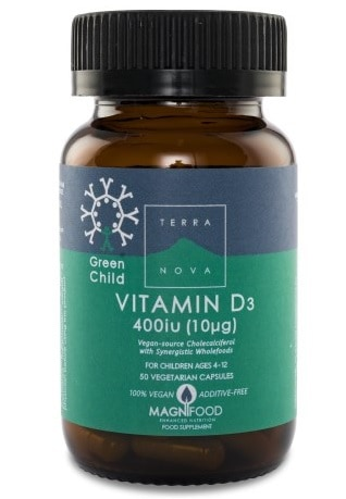 Terranova D3-vitamin Barn